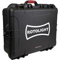 Image of Rotolight Masters Kit for Anova PRO LED Light, Includes Flight Case and Barn Doors