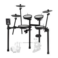 Image of Roland V-Drums TD-1DMK Electronic Drum Set, Includes Kick, Snare, Hi-Hat, Hi-Hat Control Pedal, 3x Tom, Crash, Ride and Drum Stand