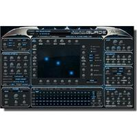 Image of Rob Papen Blade Virtual Synthesizer Software Plug-In, Electronic Download