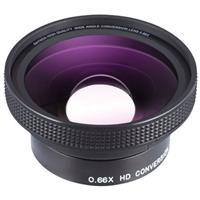 Raynox DCR-6600 Pro 0.66x High Quality Wide-Angle Lens for Camcorders & Digital Still Cameras, 5 Product image - 1197