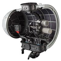 Image of Rycote Stereo Cyclone Mid-Side Windshield Kit 6 for Neumann KM 120 and Neumann KM 140 Microphone