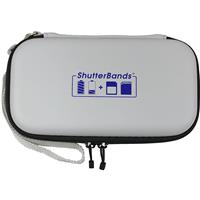 ShutterBands Case for Sony NP-FW50 Rechargeable Battery and Memory Cards