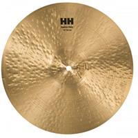 "Image of Sabian 14"" HH Fusion Hi-Hats Cymbals, Medium-Heavy Top/Heavy Bottom, Natural Finish, Pair"