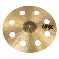 "Image of Sabian 19"" HHX Complex O-Zone Crash Cymbal, Thin, Traditional Finish"