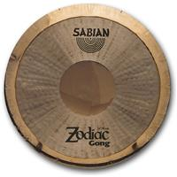 "Image of Sabian 24"" Zodiac Gong, Medium-Heavy, Traditional Finish"