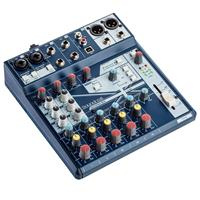 Image of Soundcraft Notepad-8FX Small-format Analog Mixing Console with USB I/O and Lexicon Effects