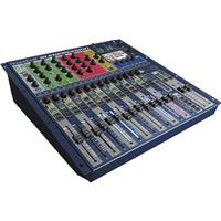 Image of Soundcraft Si Expression 1 Digital Mixer, 16 Microphone Pre-Amplifiers, 14 Multi-Color Illuminating Faders, 66 Input Processing Channels