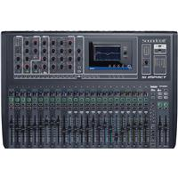Image of Soundcraft Si Impact 40-Input Digital Mixing Console with 32-In/32-Out USB Interface and iPad Control