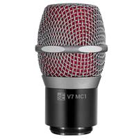 SE Electronics V7 MC1 Dynamic Supercardioid Microphone Capsule for Shure Handheld Wireless Transmitters, Black
