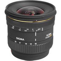 Sigma 10-20mm f/4-5.6 EX DC Autofocus Zoom Lens for Maxxum & Sony Alpha DSLR Cameras - USA Warra Product image - 437