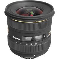 Sigma 10-20mm f/4-5.6 EX DC HSM Autofocus Zoom Lens for Nikon DSLR Cameras - USA Warranty Product image - 2059