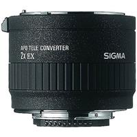 Image of Sigma Sigma 2x EX DG APO Tele-Converter AF for the Maxxum & Sony Alpha Mount