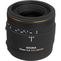 Sigma 50mm f/2.8 EX DG Auto Focus Macro Lens for the Maxxum & Sony Alpha Mount - USA Warranty Product image - 2059