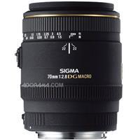 Sigma 70mm f/2.8 EX DG Auto Focus Macro Lens for Nikon AF Cameras Product image - 722