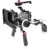 Image of Shape Shoulder Mount Matte Box Follow Focus Kit For Sony A7S3 Camera
