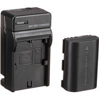 Image of Shape Shill LP-E6 7.2V 1800mAh Lithium-Ion Rechargeable Battery and Charger Kit with 2x Batteries and 2x Chargers