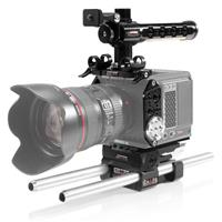 Image of Shape Full Camera Cage with 15mm LW Rod System for RED KOMODO