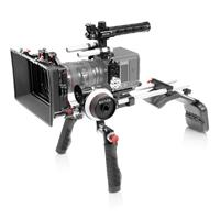 Image of Shape Camera Cage Kit with Shoulder Mount System and Follow Focus for RED KOMODO