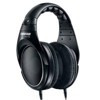 Image of Shure SRH1440 Professional Open-Back Stereo Headphones, Frequency Range 15 Hz - 27 kHz, 40mm Neodymium Drivers