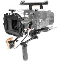 Image of Shape Shoulder Baseplate, Top Handle, Top Plate, Remote Trigger, Matte Box & Follow Focus for Sony Venice