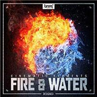 Image of Sound Ideas Cinematic Elements - Fire and Water Sound Effects Library by Boom, Download Only