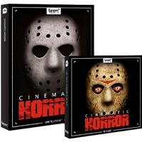Image of Sound Ideas Cinematic Horror Sound Effects Bundle, Download