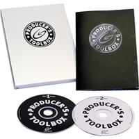 Sound Ideas Producer's Toolbox Production Elements on Audio CD & CD ROM, 1 CD & 1 CD ROM