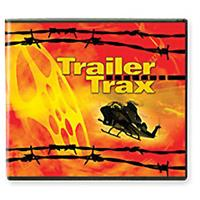 Sound Ideas Trailer Trax Music & Sound Effects Library on CD & DVD, 3 CDs & 1 DVD ROM