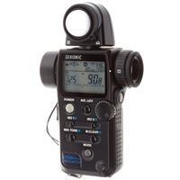 Sekonic L-758Cine DigitalMaster, Programmable Ambient & Flash Digital Exposure Meter for Cinemat Product image - 50