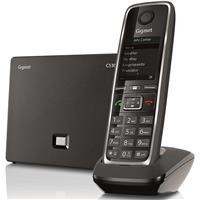 Siemens Gigaset C530 IP Cordless Hybrid Expandable Phone for IP or Landline Calls
