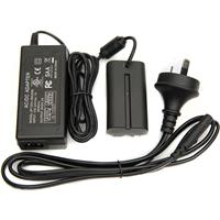 Image of SmallHD Sony L-Series Faux Battery to AC Power Supply with Australia/New Zealand Cord for FOCUS, 503 UltraBright and 700 Series Monitors