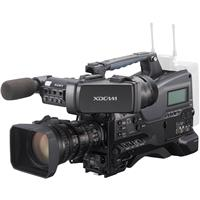 Sony Sony PXW-X320 XDCAM 1080p Solid State Memory Camcorder with Fujinon 16x Servo Zoom Lens (2677 Hours)