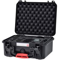 """Image of HPRC HPRC2300 13"""" Hard Case with Custom Foam for DJI Spark Fly More Combo Kit, Black"""