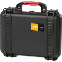 """Image of HPRC HPRC2350 14"""" Hard Case with Custom Foam for DJI Spark Fly More Combo Kit, Black"""