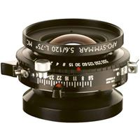 Schneider 120mm f/5.6 Apo-Symmar-L, Large Format Lens with Copal #0 Shutter - USA. Product image - 143