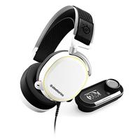 SteelSeries Arctis Pro + GameDAC Headset, White