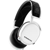 Steelseries arctis 7 lossless wireless gaming headset, white