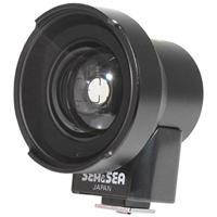 Sea & Sea High Eyepoint Optical Viewfinder w/ internal masking f/15mm, 20mm, & 35mm Lenses # Product image - 249