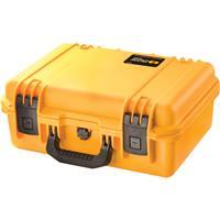 Image of Pelican iM2200 Case, Watertight, Padlockable Case, No Foam or Divider Interior, Yellow