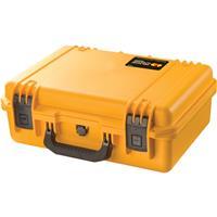 Image of Pelican iM2300 Case, Watertight, Padlockable Case, No Foam or Divider Interior, Yellow