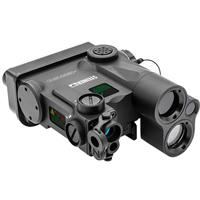 Image of Steiner DBAL-A4 Visible Red/IR Aiming Laser Sight, with Flashlight, Black