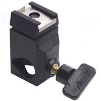 Image of Smith-Victor Universal Light Stand Mount to Shoe Adapter