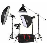 Smith Victor FL280X, 4 Monolight Soft Flash Kit Product picture - 229