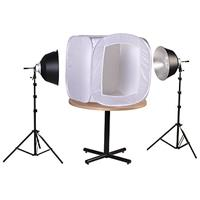 """Smith Victor FLB-2, Two Light 28"""" Fluorescent Light Box Kit Product image - 1230"""