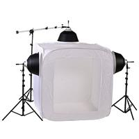 "Smith Victor FLB-4 Three-Light Fluorescent 48"" Light Box Kit Product image - 505"
