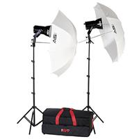 Smith Victor KQ82 1200-Watt Ultra Quartz Lighting Kit with Light Cart on Wheels Carrying Case. Product image - 32