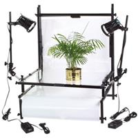 Smith Victor TST Digital Desktop Studio Kit, Complete Still Life Shooting Table with Lights. Product image - 128