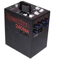 Speedotron Black Line 2401sx Fan Cooled Power Supply - 2400ws Product image - 59
