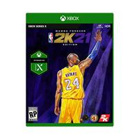 Take-two nba 2k21 mamba forever edition for xbox series x