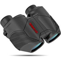 Image of Tasco 8x25 Focus Free Series Weather Resistant Porro Prism Binocular with 6.3 Degree Angle of View, Black